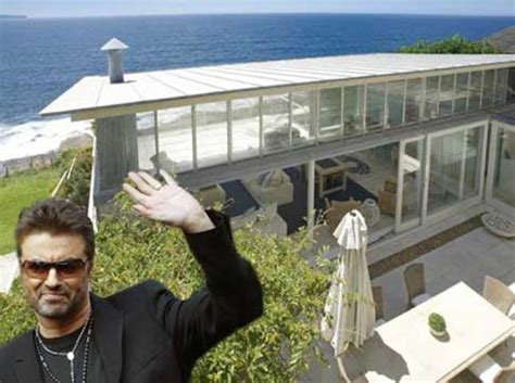 george michael mansion wham george michael buys 6m beach house in australia