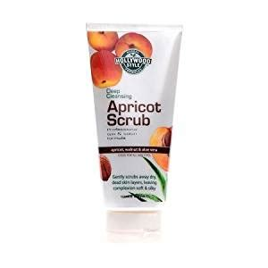Soap And Two Minute T Zone Detox Scrub Review by Style Cleansing Apricot Scrub