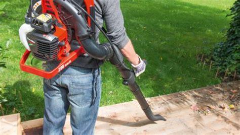 scarificateur thermique 551 exit les feuilles d automne dans mon jardin aspirateur