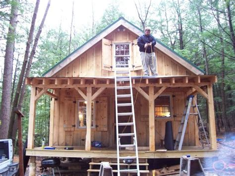 small cabin plans with porch best 25 small cabin plans ideas on small log