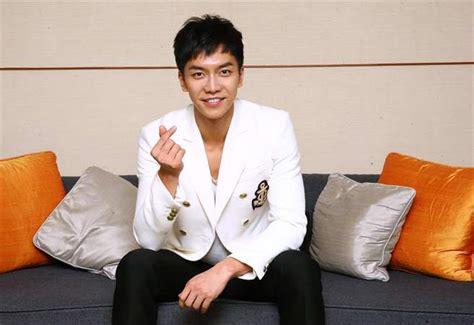 lee seung gi interview 2018 18 04 21 lee seung gi taiwan press interview photos