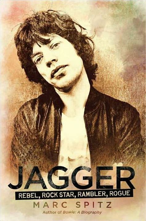 mick jagger books joe daly rock bio roundup october 2011