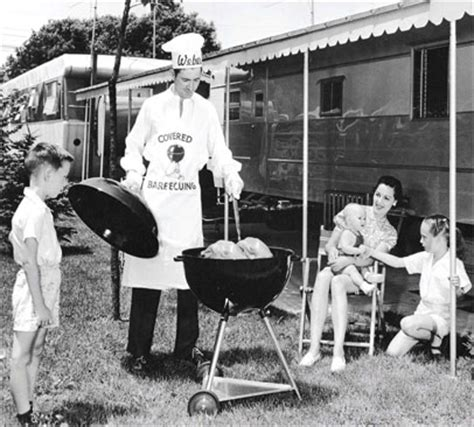 The Backyard Grilling Company by The Iconic Weber Kettle 60 Years But A Way From