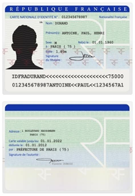 chambre de commerce fran aise l tranger carte nationale d identit 233 modernisation de la d 233 marche