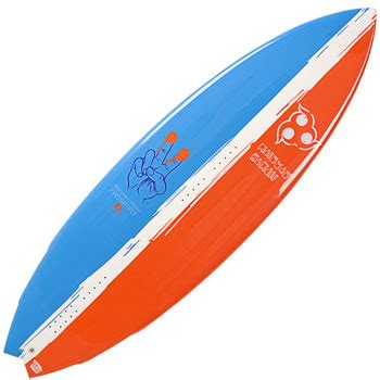 wainman hawaii passport surf board 2012 kitesurf board