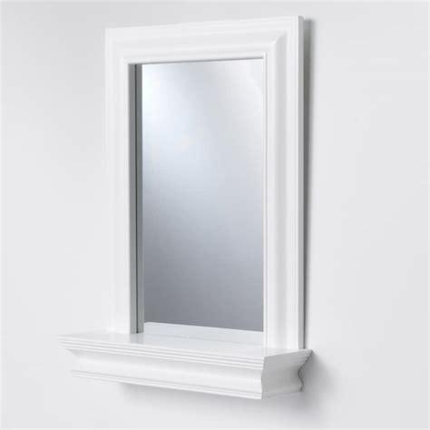 white framed mirror kohl s