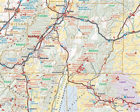 road map of utah best photos of utah road atlas utah road map utah road