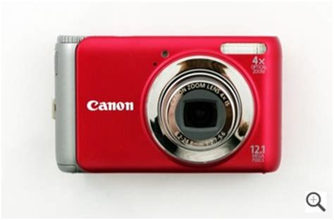 canon powershot a3100 is review digitalcamerareview