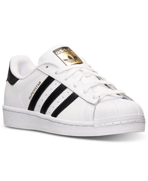 macys athletic shoes adidas s superstar casual sneakers from finish line