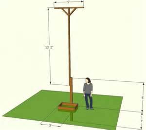 How To Build A Hop Trellis Is This Hop Trellis Design Ok Home Brew Forums