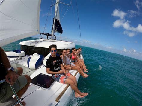 catamaran sailing grand cayman catamaran charters for the best sailing experience in