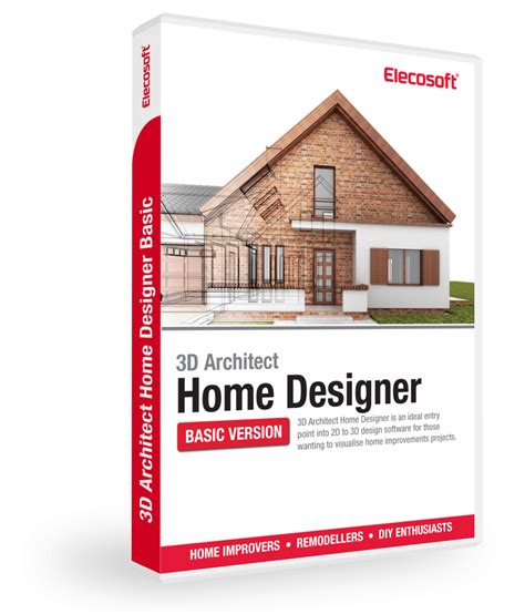 simple 3d home design software 3d architect home designer software for home design