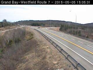 route 7 highway webcam grand bay westfield, nb web