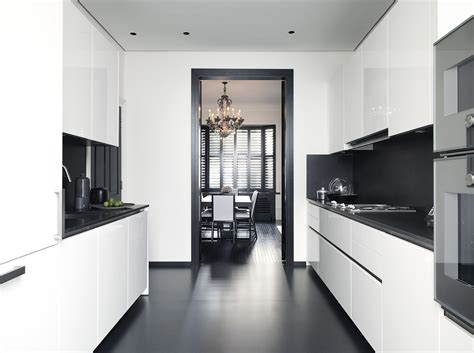 kelly hoppen kitchen interiors decor kitchens on pinterest modern kitchens black