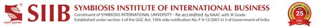 Symbiosis International Mba Placements by Symbiosis Institute Of International Business Siib Pune