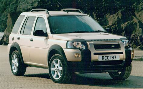 land rover freelander 2004 2004 land rover freelander pictures photos gallery
