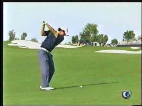 rory mcilroy swing vision swing vision sergio garcia 2009 1wd slow motion by carl