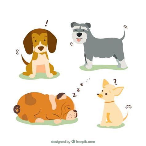 puppy illustration breeds illustration vector free