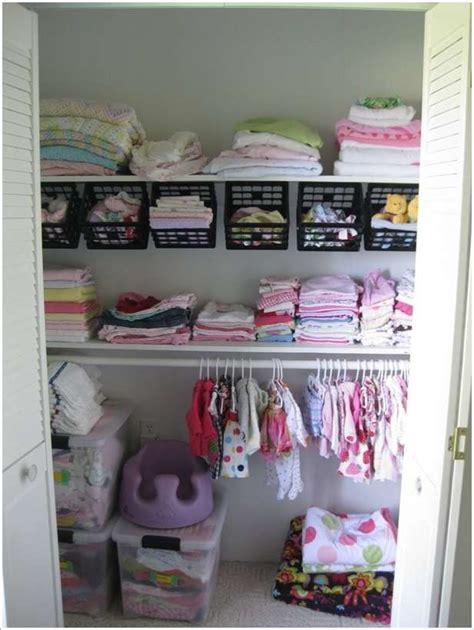 closet organization hacks 5 perfect nursery closet organization hacks