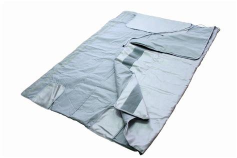 Portable Infrared Sauna Blanket by Detox Sauna Blanket Absord Fir Tensile Portable