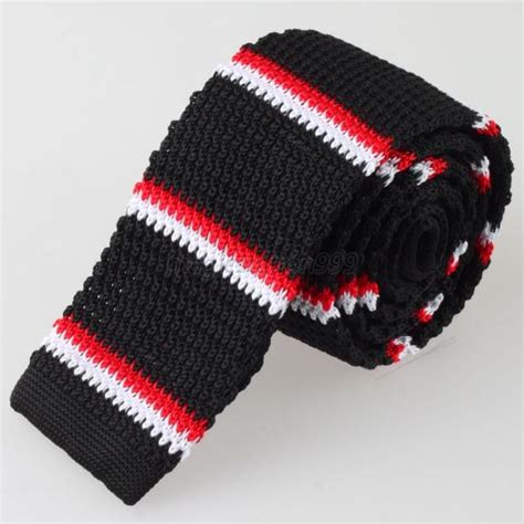 best knot for knit tie vogue s tie knot knitted tie necktie narrow slim