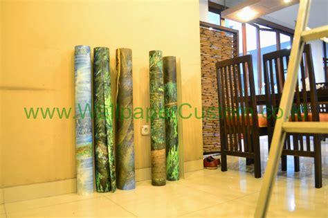 jual wallpaper dinding  pemandangan alam  jakarta
