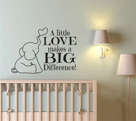 Elephant Decor For Nursery Nursery Decor Elephant Nursery Decor Elephant Wall Decal