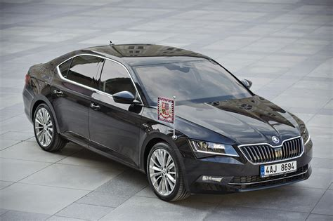 New Limousine by New Limousine For President škoda Superb Laurin