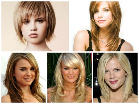 hairstyles for girl according to face shape lifestyle tips gridstarcenter