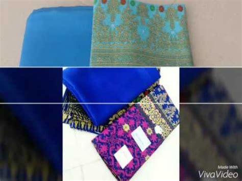 Songket Set songket set batik sarawak