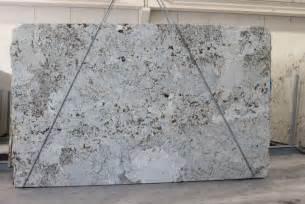 this alaska white granite garden