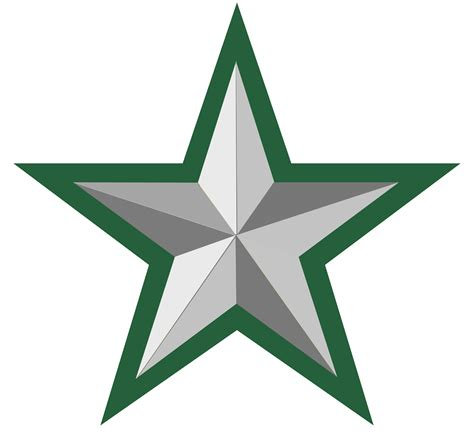 silver stars file silver star with green border 2 png wikimedia commons