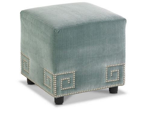 large square fabric ottoman wholesale velvet fabric home goods square ottoman stool