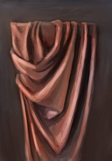 Drapery Painting speed paint drapery study by by smitty on deviantart