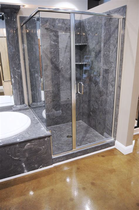 2 Wall Tub Shower Combo (Cultured Marble)   Majestic Kitchen & Bath