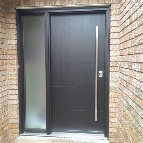 solid modern fiberglass entry doors modern fiberglass