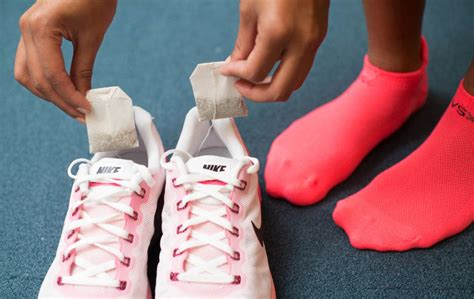 sweet smelling shoos and conditioners 15 smart solutions for stinky shoes