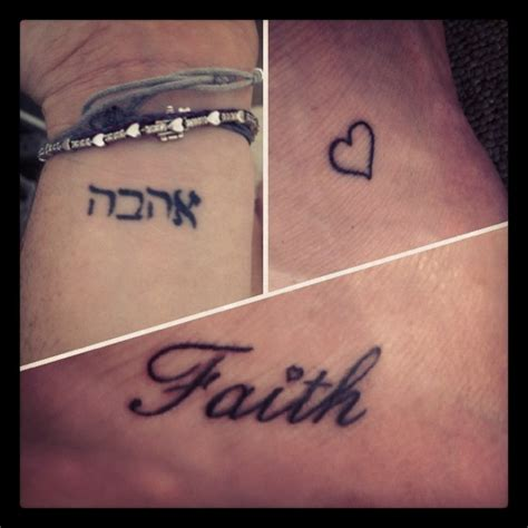 small faith tattoos 1000 ideas about small tattoos on