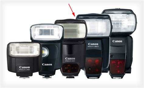 tutorial flash esterno rumor canon to replace the speedlite 430ex ii with a