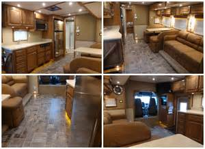 Motor Home Interior by Custom Motorhome Interior
