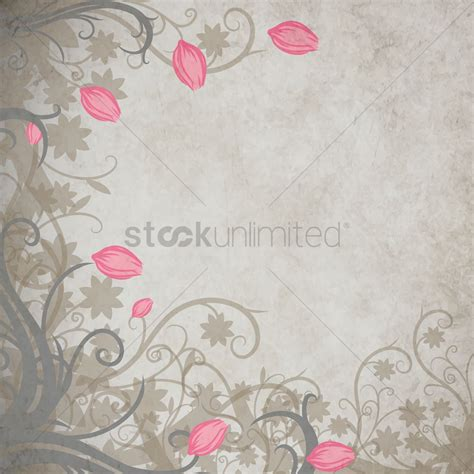 grunge floral background stock image image of history 1641989 floral grunge background vector image 1520744 stockunlimited