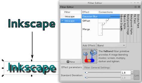 cara membuat kartu nama menggunakan inkscape ringkasan buku desain grafis dengan inkscape istana media