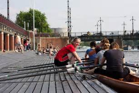 roeien positie in de boot roeien oost online amsterdam