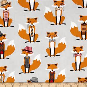 fox and the houndstooth discount designer fabric
