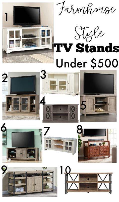 farmhouse style tv stand transitioning to farmhouse style shopping guide