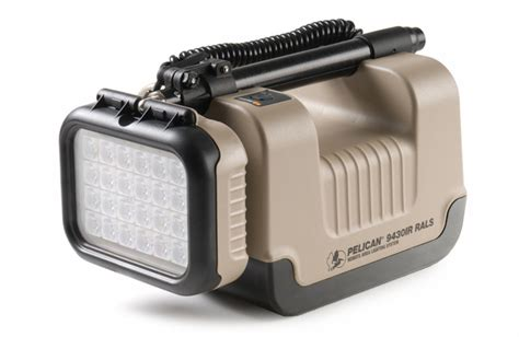 pelican remote lighting system pelican 9430 remote infrared area lighting system handheld