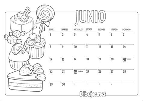 Calendario Mes De Junio 2015 161 Ya Puedes Descargar El Calendario Infantil 2015 Para