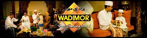 Sarung Wadimor Hujan Gerimissss 777 sarung wadimor