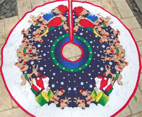 Handmade Tree Skirt - 57 best images about tree skirts on