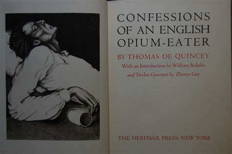 confessions of an opium eater wikipedia the free encyclopedia heritage press confessions of an english opium eater by